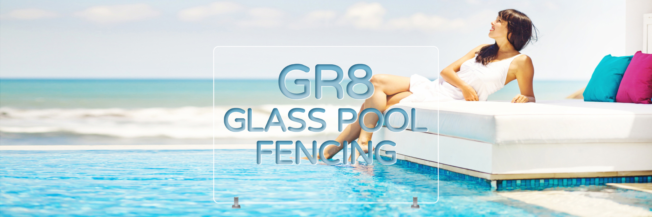 Gr8 Glass Frameless Glass Pool Fencing Balustrading Perth
